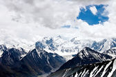 Belukha - highest peak of Siberia. — Stock Photo