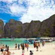 Stock Photo: Beach on Phi Phi Island.