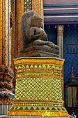 Buda de piedra. — Foto de Stock