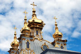 Church of Grand Palace of Peterhof — Stock fotografie
