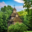 Wooden church — Stock Photo #41601533