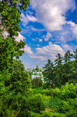 Vydubychi monastery — Stock Photo