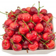 Bowl with a cherry — Photo