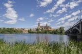 Salamanca Cathedrals — Stock Photo