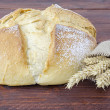 Stock Photo: Loaf of Bread