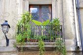 Balconies in Barcelona — Foto de Stock