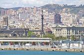 Harbor of Barcelona — Stock Photo