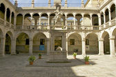Национальная библиотека Каталонии — Стоковое фото