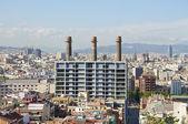 Kantoorgebouw in barcelona — Stockfoto