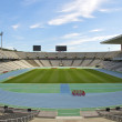 Olympic Stadium Lluís Companys — Stock Photo