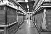 Market hall in Barcelona — Stock Photo