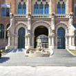 Stock Photo: Hospital de lSantCreu i Sant Pau