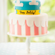 Royalty-Free Stock Photo: Birthday Cake