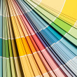 Paint Colour Palette — Stock Photo #25245775