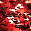 Heart Shaped Confetti — Stock Photo #25245973