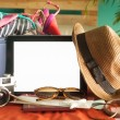 Sumer Travelling — Stock Photo #25246129
