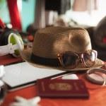 Summer Holiday Preparation — Stock Photo