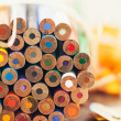 Coloured Pencils — Stock Photo #25246363