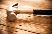 Claw Hammer — Stock Photo