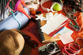 Ready for Summer Holiday — Stock Photo