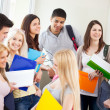 Students at School — Stock Photo