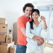 Stock Photo: Moving In