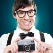 Say Cheese! — Stock Photo #25283633