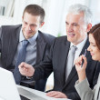 Successful Business Team - Foto de Stock