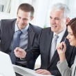 Successful Business Team — Stock Photo #25284151