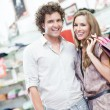 Foto Stock: Shopping Together