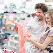 Shopping Together — Stock Photo #25284247