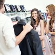 Buying a Suit — Stock Photo #25284285