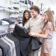 Buying a Suit — Stock Photo #25284297