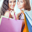 Enjoying Shopping — Stock Photo #25284345