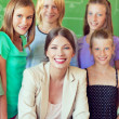 Teacher and Students — Stock Photo #25289559
