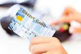 Credit Card — Stock Photo