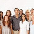 Mixed Age Multi-Ethnic Group — Stock Photo #25293857