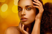 African Beauty — Stock Photo