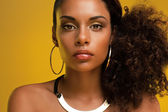 Bellezza africana — Foto Stock