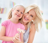 Mother and Daughte — Stock Photo