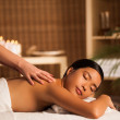 Back Massage — Stock Photo #25300589