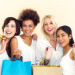 Women Shopping — Stock Photo #25307131