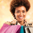 Shopping Girl — Stock Photo #25307197