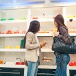 Women at the Soap Shop — Stock Photo