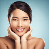 Beautiful Asian Woman — Stock Photo