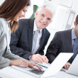 Business People at Work — Stock Photo #34734649
