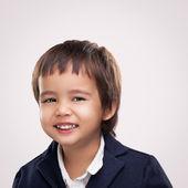 Cute Asian Boy — Stock Photo