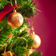 Christmas Tree — Stockfoto #34755965