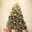 Christmas Tree — Stockfoto #34756165