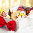 Stockfoto: Gingerbread Cookies